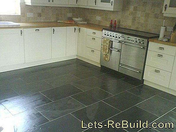 Slate Flooring » The Pros And Cons