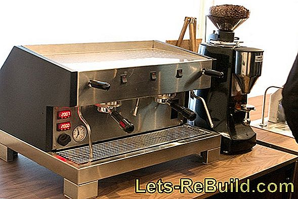 Repair Of A Coffee Machine » The Most Important Information