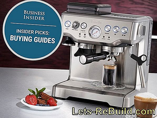 The coffee machine: Purchase guide