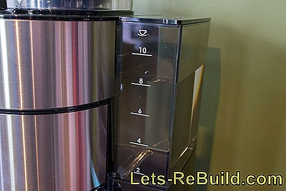 Coffee From The Coffee Machine Too Thin » Why Is It?