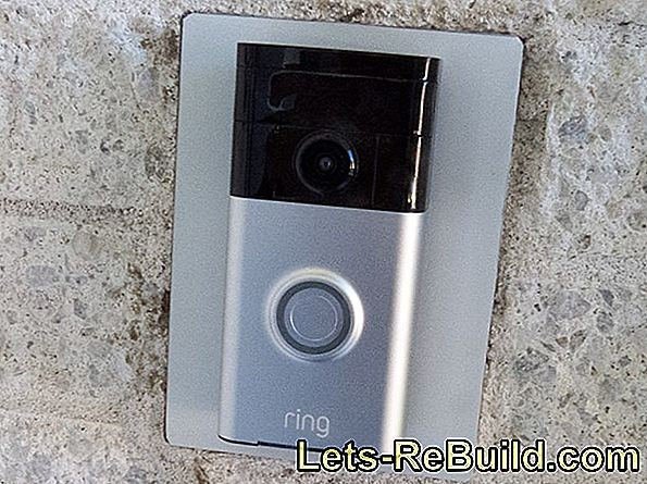 Install bell or door intercom