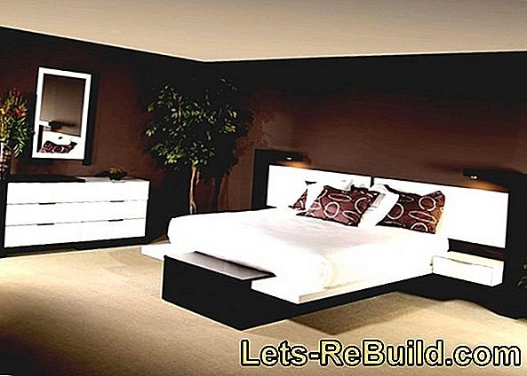 Furnishing Ideas For The Bedroom