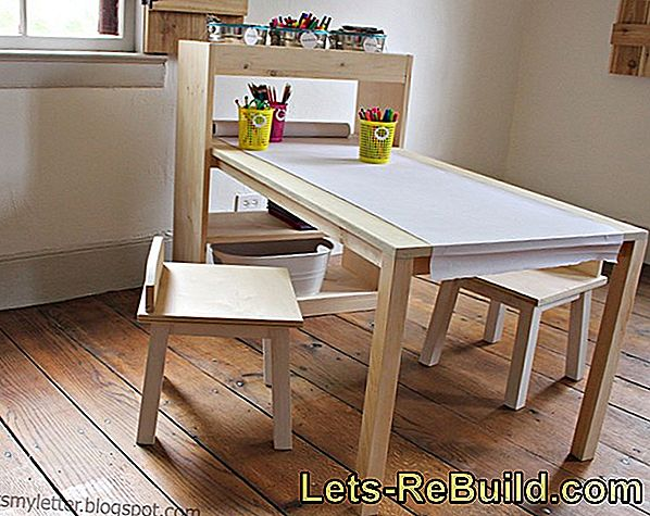 Build your own table with matching stools - build your own coffee table
