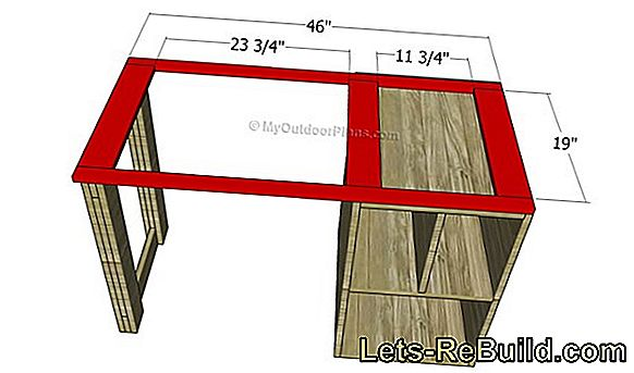 Build Tabletop Yourself From Wood Residues - Construction Manual