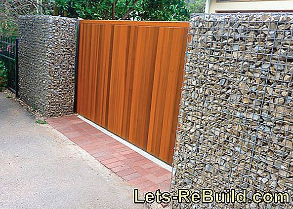 Gabions As Privacy Screens » Is This Worth It?