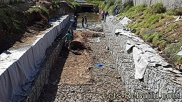 Gabions » Foundation Yes Or No?