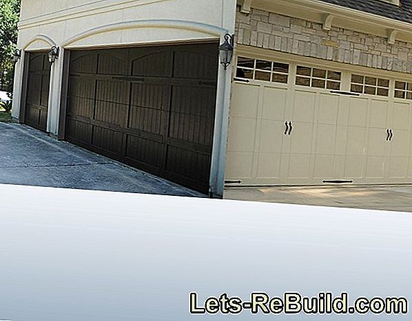 Widening The Garage Door » You Should Know That
