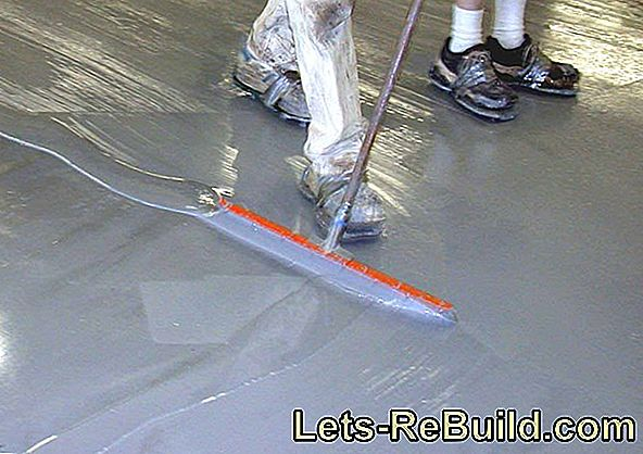 Coat The Garage Floor » How To Protect The Floor
