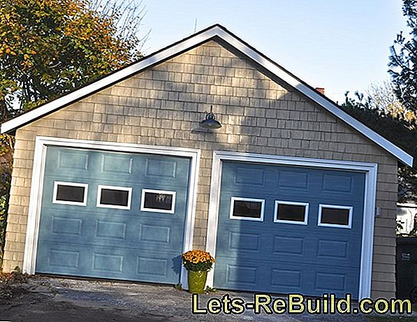 Cost of building a garage