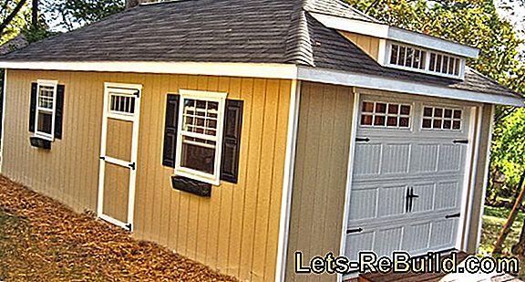 Garage or carport? - A small decision-making aid