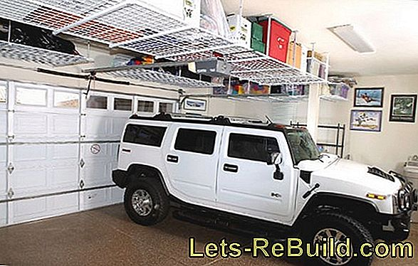 Build your own garage - this is how it could be
