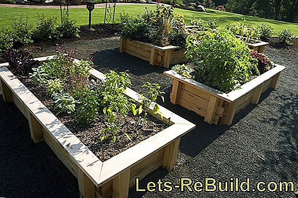 Drywall for a raised bed - a guide