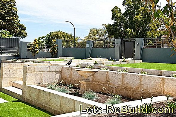 Garden wall - when is a permit required?