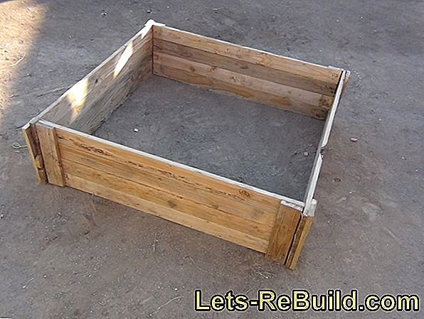 Build A Raised Bed Of Wood Yourself » You Should Pay Attention