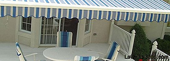 Maintaining Awnings Properly: Sunscreen Stays In Top Shape For A Long Time