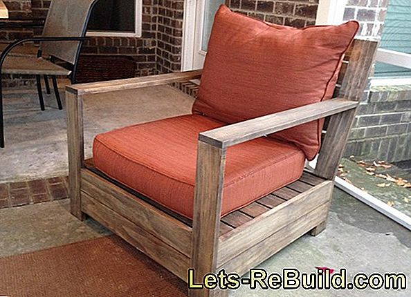 Build Beach Chair Yourself