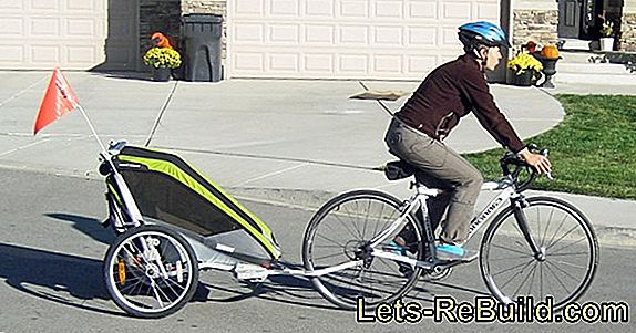 Bicycle Trailer Comparison 2018