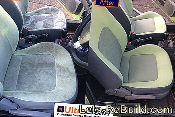 Car Interior Cleaning: Clean car seats, clean carpet and upholstery cleaning