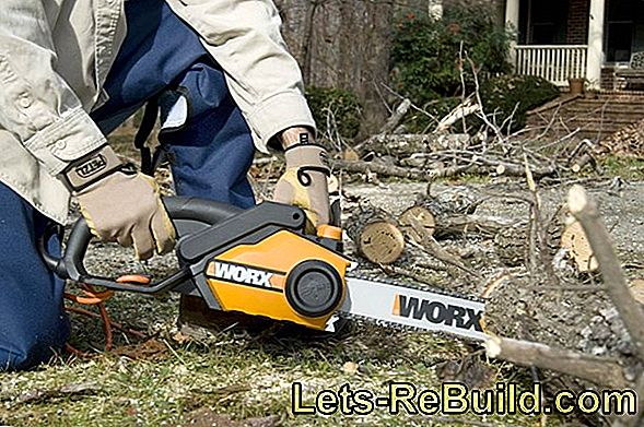 Chainsaw / Chainsaw: Electric Garden Tool To Cut Down Trees