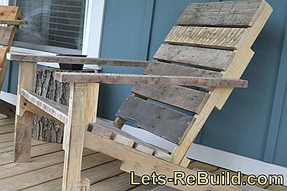 Build A Deck Chair