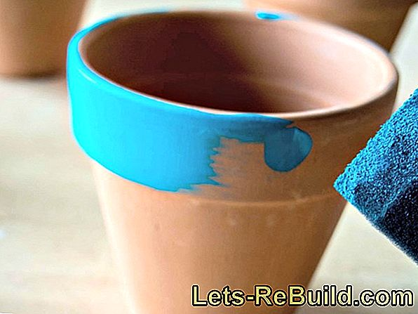 Make Flower Pot And Shape