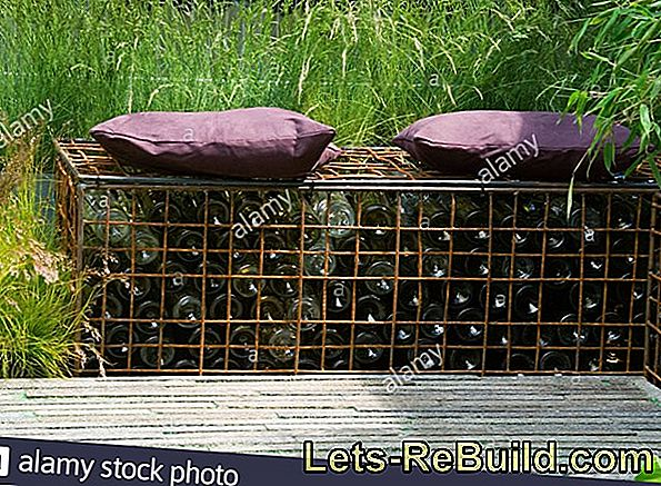 Gabion Stone Baskets As Embankment Protection - Gabions Fence As Privacy Screen