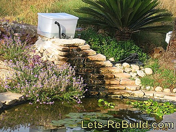 Build Pond Filter Yourself - Instructions
