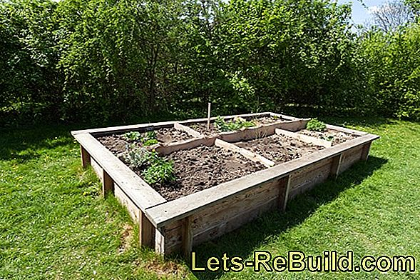 Build Wood Wells Yourself » Instructions In 4 Steps