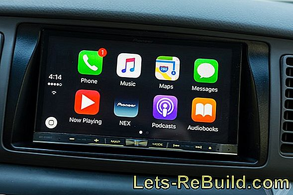 Installing handsfree and car radio - car radio installation third-party manufacturers