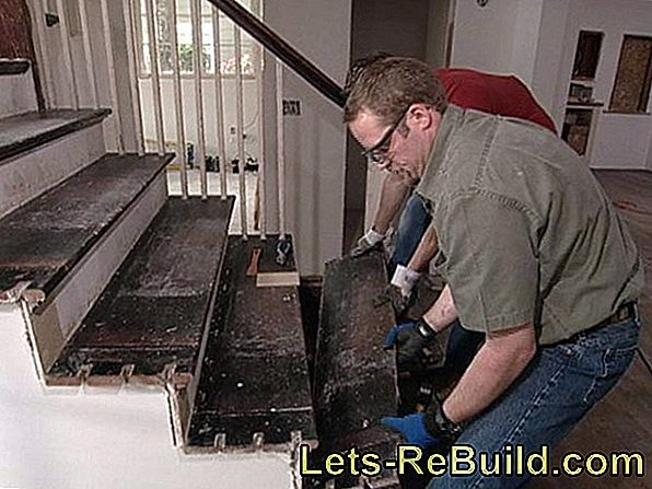 Build Stable And Simple Wooden Staircase Yourself