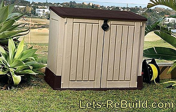 Weatherproof Containers For Outside