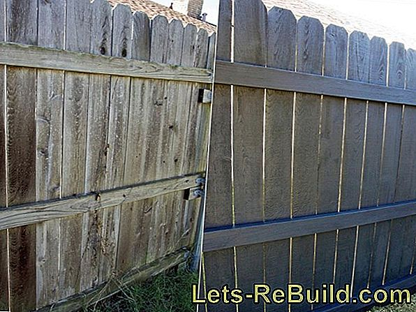 Delete Concrete Fence » The Right Color Choice