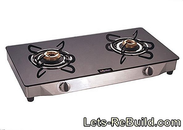 Gas stove - set flame?