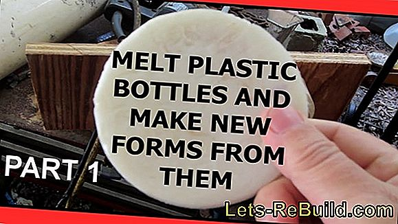 Glass Bottles Melt » How To Do It Yourself
