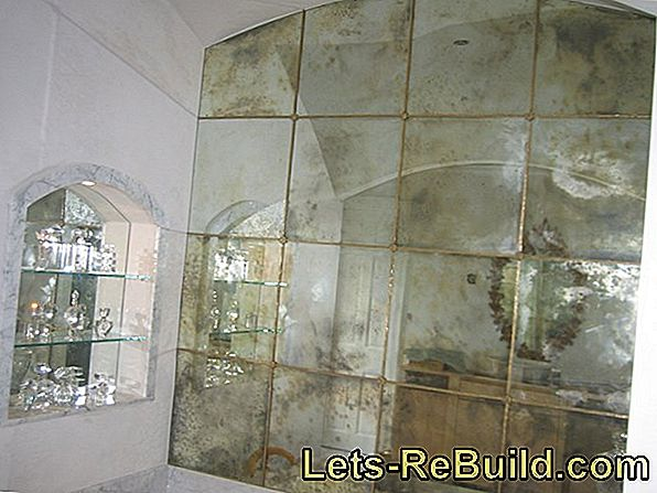 Mirror Glass » Traditional & Industrial Process