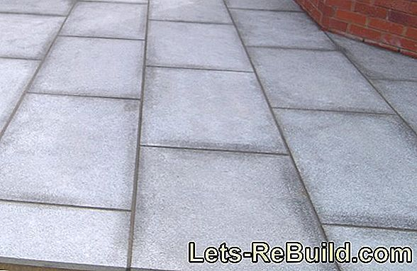 Laying Granite Tiles » Instructions In 4 Steps