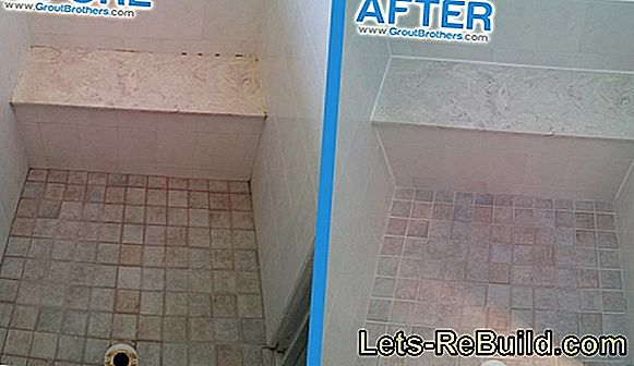 Granite Expertly Grouted » Detailed Instructions