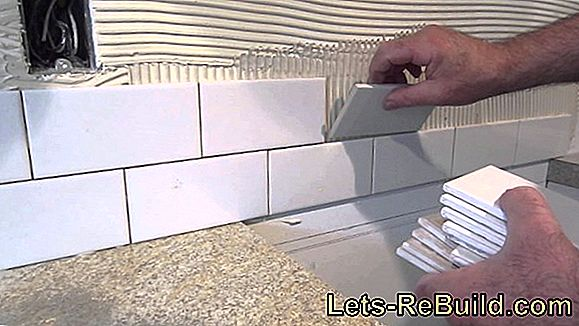 Lay Granite » Step By Step Instructions