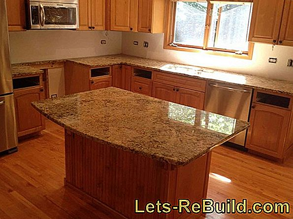 Granite Sealing » Sealing In 3 Steps