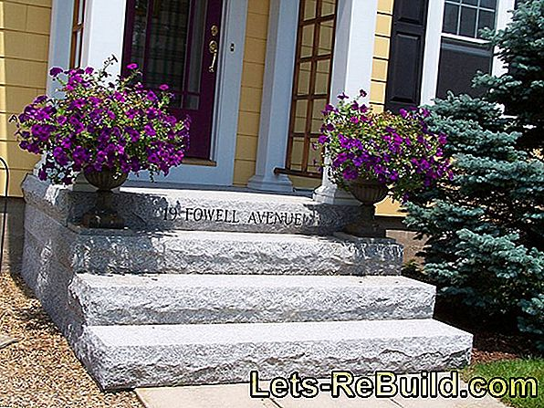 Prices For Granite Steps » This Can Cost You