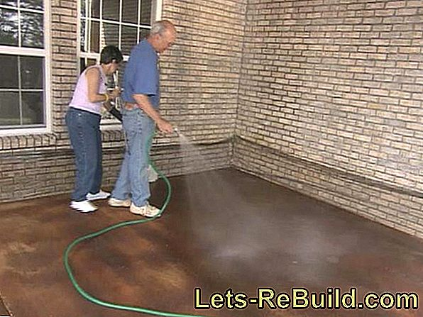Remove Grease Stains From The Parquet » That'S The Way It Works