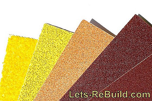 Sandpaper » Types And Differences