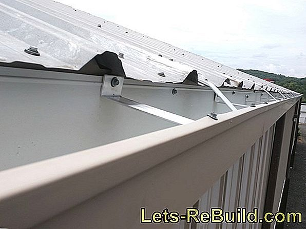 Gutter Dimensions » What Is The Standard For The Gutter?