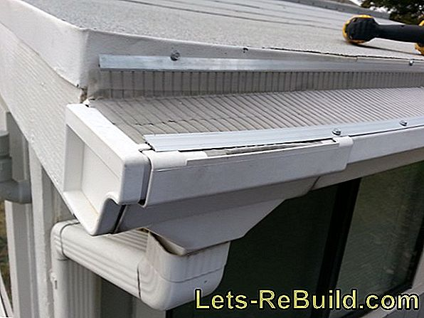 The accessories for gutters make the drainage system