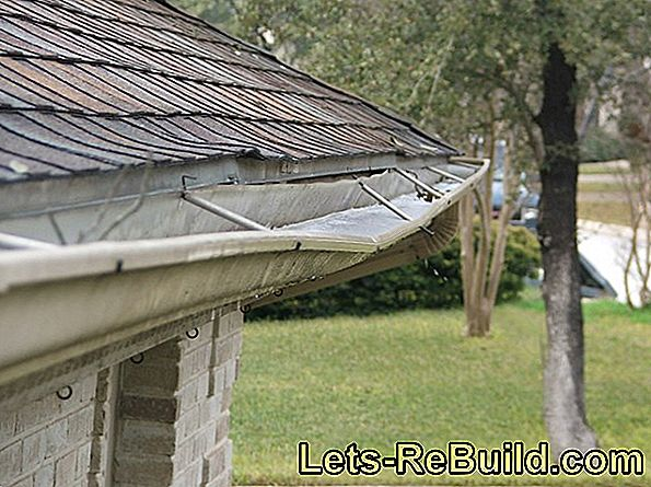 Gutter Leaking? The Best Tips At A Glance!