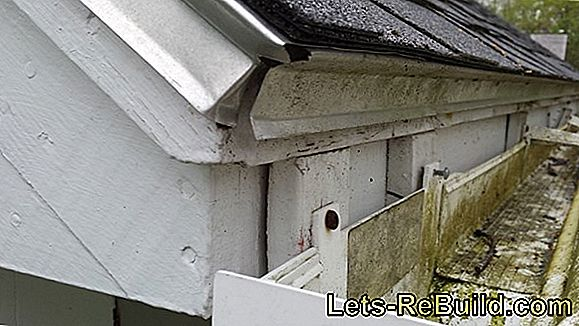 Installing The Gutter » Instructions In 3 Steps