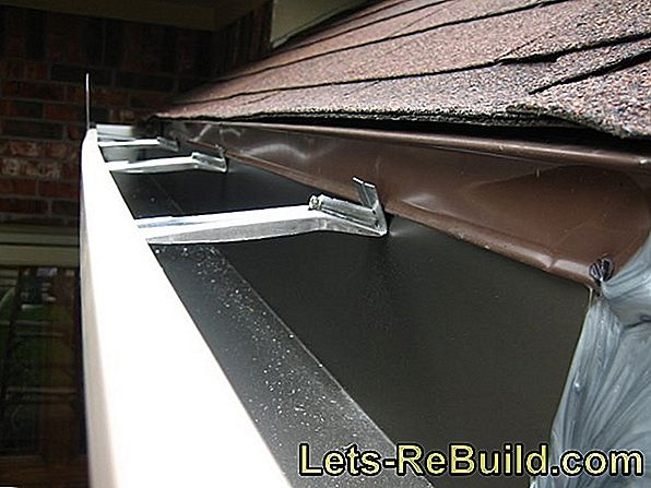 Mounting The Gutter » Instructions In 6 Steps