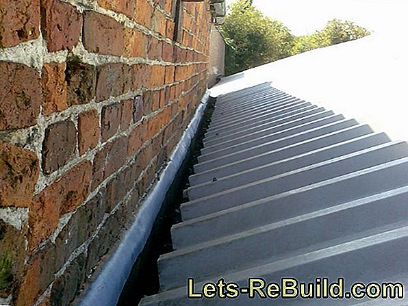 Repair The Gutter » Instructions In 3 Steps