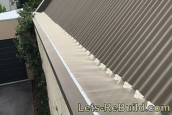 Leaf Protection For The Gutter » Models And Suppliers