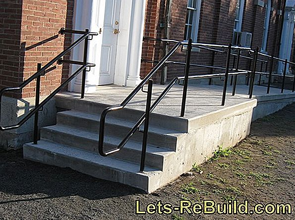 Handrail Is Mandatory » Important Information About Specifications & Safety
